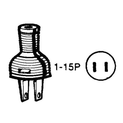 Leviton Leviton Bulk Cord Plug