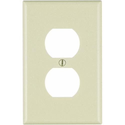 Leviton Levition Mid-Way Outlet Wall Plate