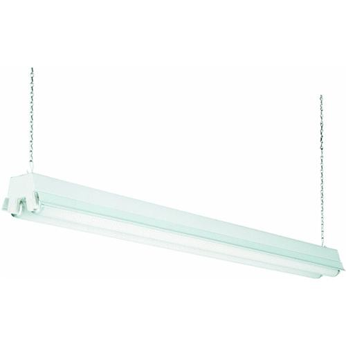 Lithonia Lighting 4' Fluorescent Shop Light Fixture