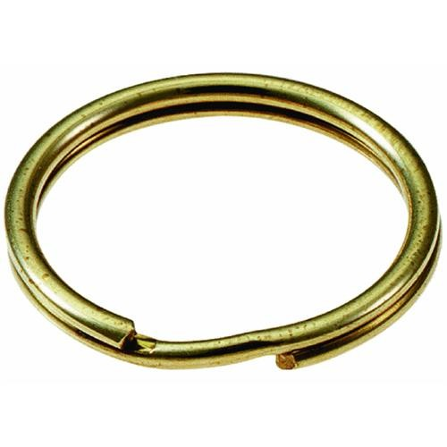 Lucky Line Split Key Ring