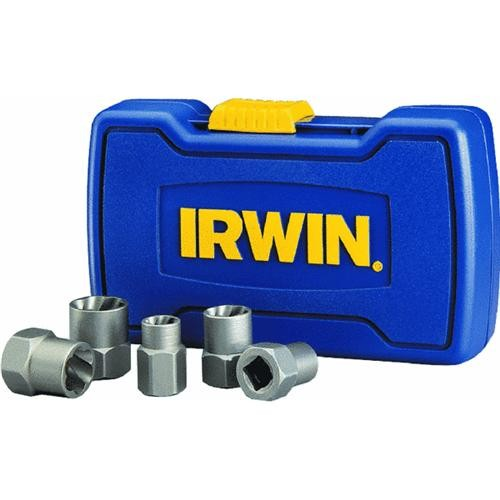 Irwin Irwin BOLT-GRIP 5-Piece Bolt Extractor Set