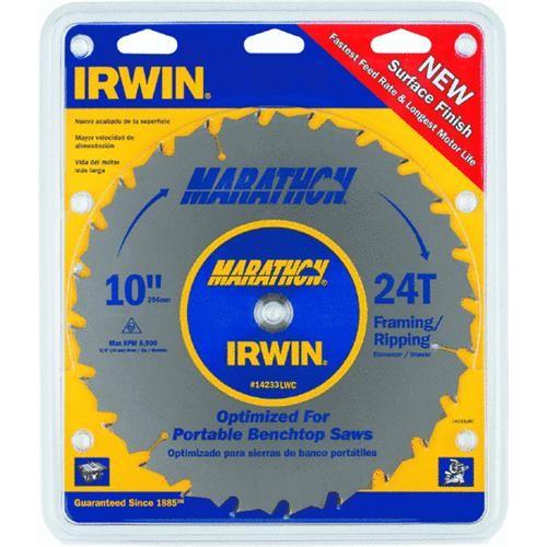 Irwin Titanium Carbide Tipped Saw Blade
