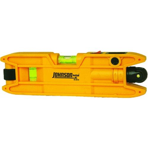 Johnson Level Johnson Level Hot Shot Magnetic Torpedo Laser Level