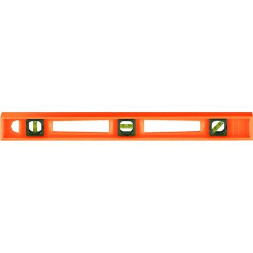 Johnson Level GloOrange Plastic Level