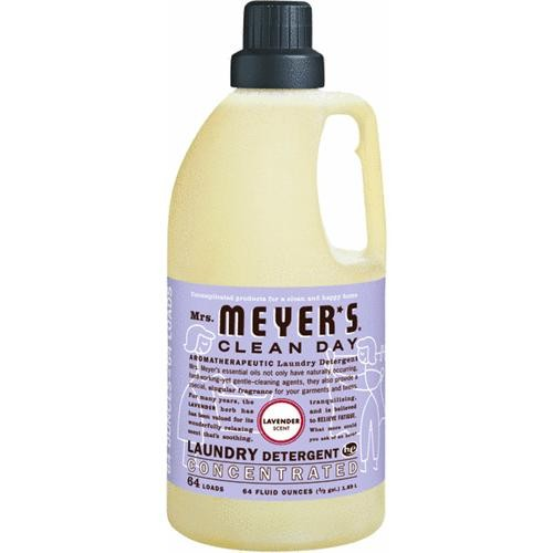 Johnson S C Inc Mrs Meyer's Clean Day Laundry Detergent