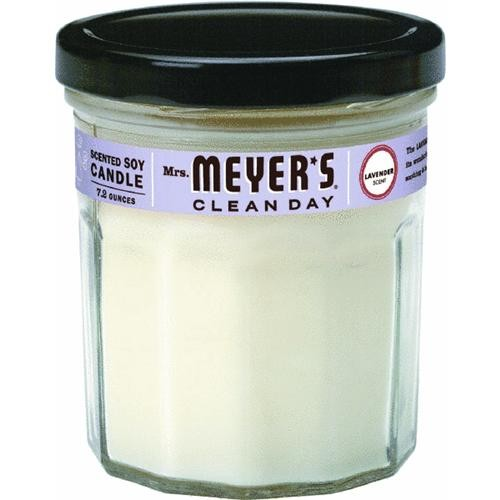 Johnson S C Inc Mrs. Meyer's Clean Day Scented Soy Jar Candle