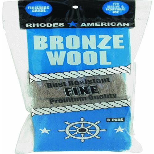 Homax Group Inc Bronze Wool