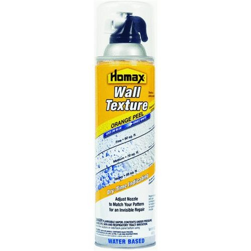 Homax Group Inc Color changing Orange Peel Texture Spray