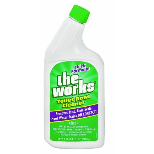 HomeCare Labs/ Works The Works Toilet Bowl Cleaner