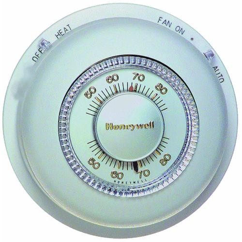 Honeywell International Round Manual Thermostat