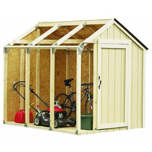 Hopkins Mfg Corp Peak Roof Style Shed Kit