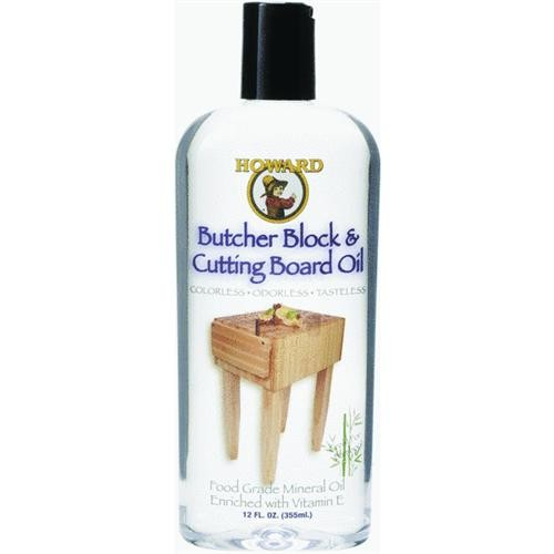 Howard Products Cutting Board And Butcher Block Conditioner