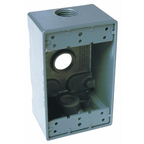 Hubbell Bell Weatherproof Electrical Box