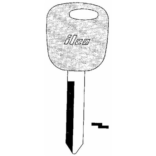 Ilco Corp. ILCO FORD Transponder Chip Key