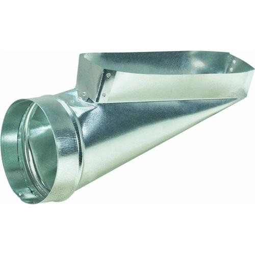 Imperial Mfg Group Galvanized End Boot