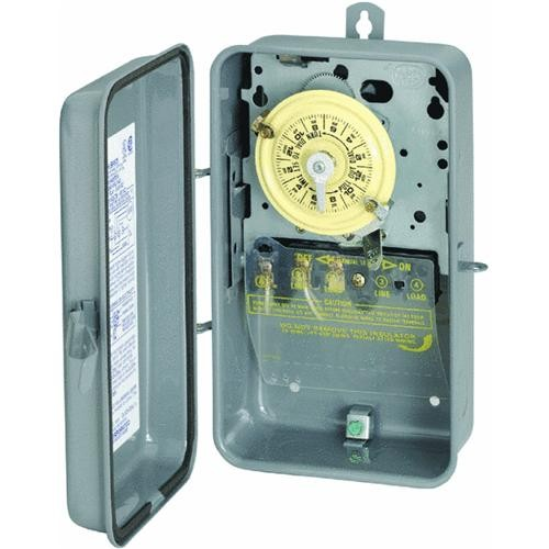 Intermatic Mechanical Outdoor Timer
