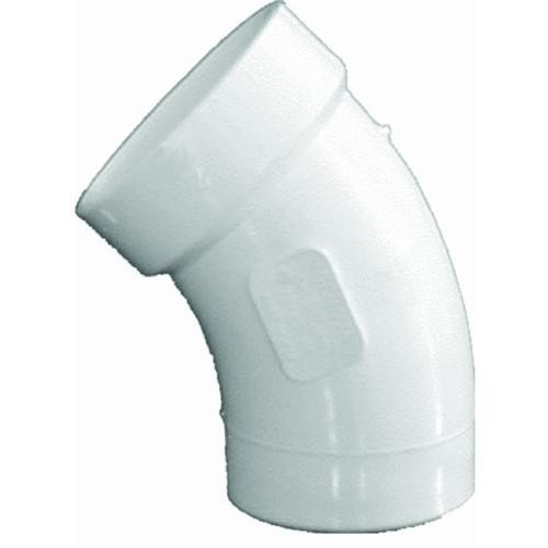 Genova 45 degrees DWV Street PVC Elbow
