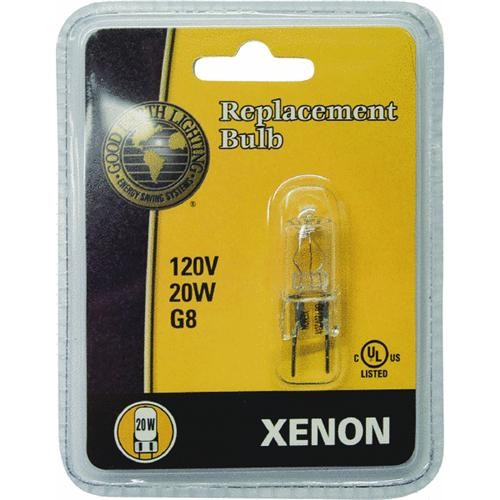 Good Earth Lighting Good Earth Lighting G8 Replacement Xenon Light Bulb