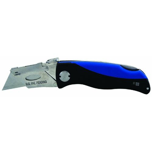 Great Neck Folding Lock-Back Utility Knife
