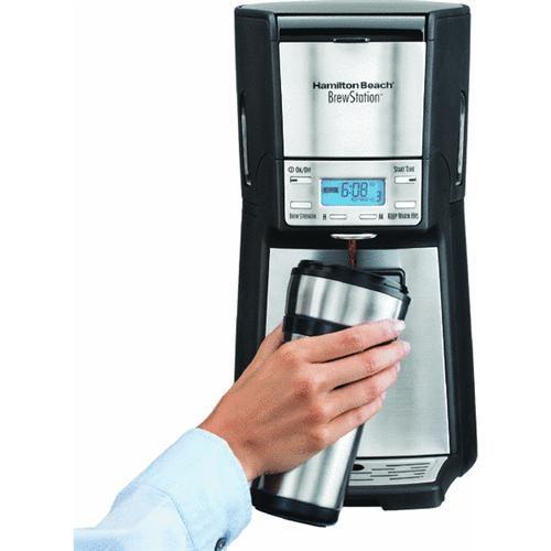 Hamilton-Proctor Hamilton Beach Brewstation 12 Cup Coffeemaker