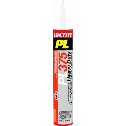 Henkel Corp LOCTITE PL 375 Heavy Duty Construction Adhesive