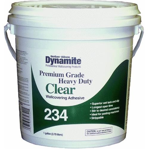 Gardner Gibson Dynamite 234 Premium Heavy-Duty Strippable Wallcovering Adhesive
