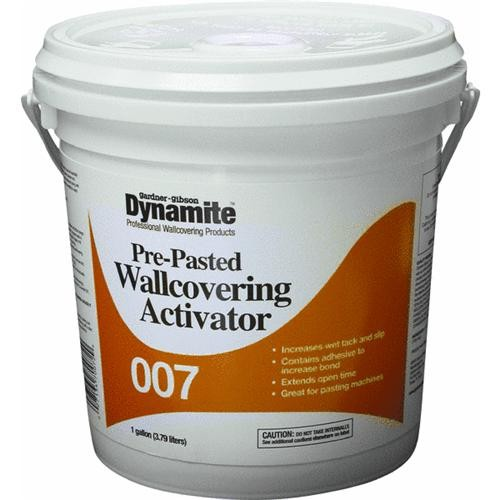 Gardner Gibson Dynamite 007 Prepasted Wallcovering Activator