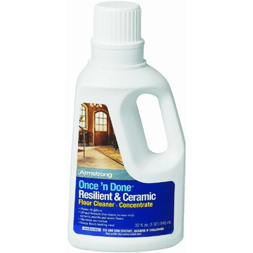 Armstrong World (cleaners, floor care) Armstrong Once 'N Done Floor Cleaner Concentrate