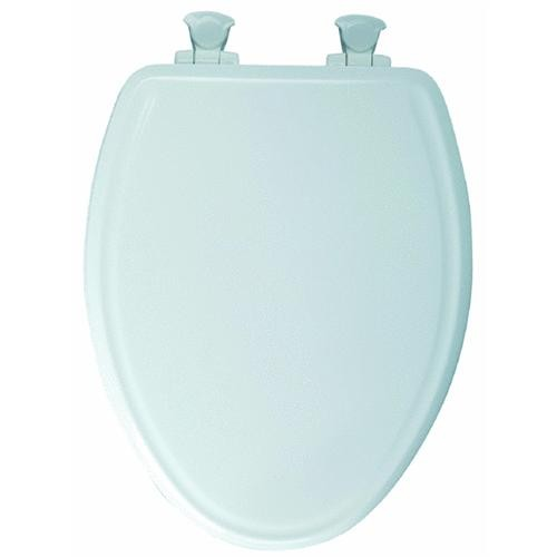 Bemis/Mayfair Easy-Close Sta-Tite Wood Toilet Seat
