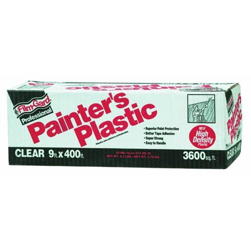 BERRY PLASTICS High-Density Painter's Plastic