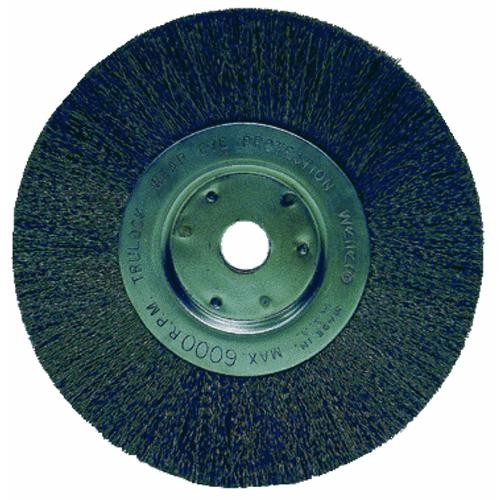 Weiler Brush Vortec Crimped Wire Wheel Brush