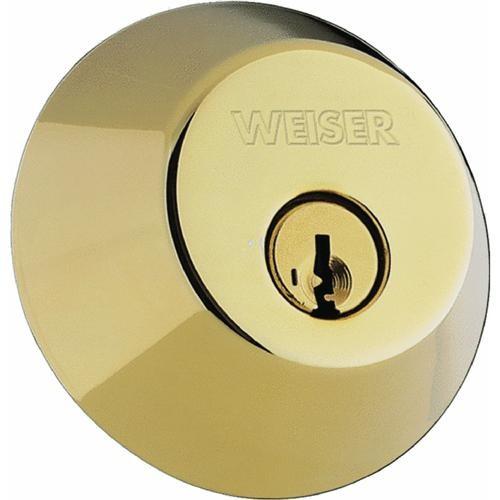 Weiser Lock Double Cylinder Deadbolt