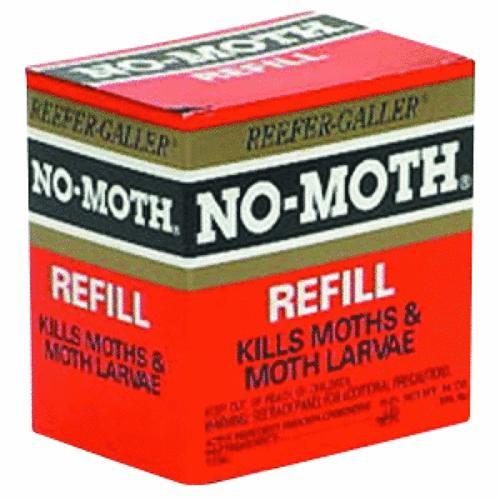 Willert Home Prod. No-Moth Moth Killer Refill
