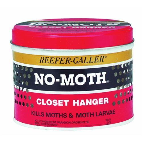 Willert Home Prod. No-Moth Closet Freshener Hanger