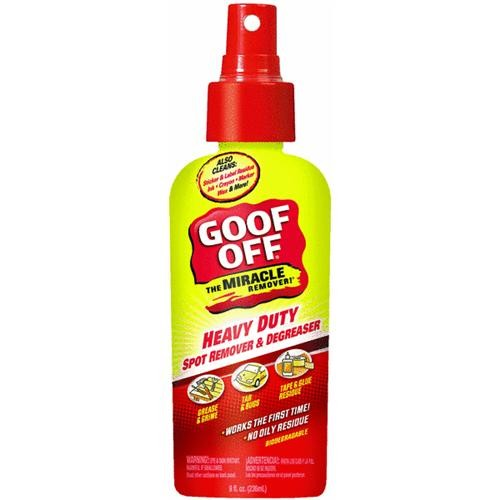 William Barr Goof Off Heavy-Duty Dried Paint Remover