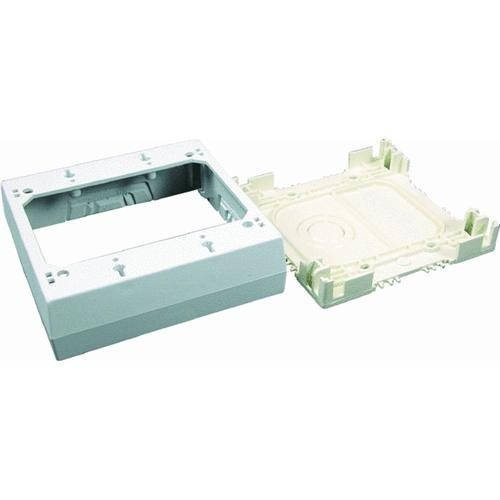 Wiremold Wiremold Standard 2-Gang Box