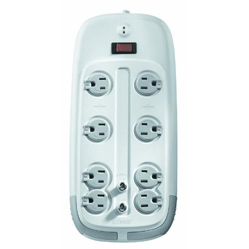 Woods Ind. Multimedia Surge Protector Strip
