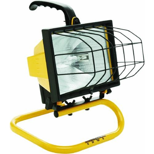 Woods Ind. 500W Portable Halogen Work Light