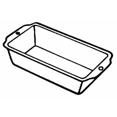 World Kitchen/Ekco Baker's Secret Loaf Pan