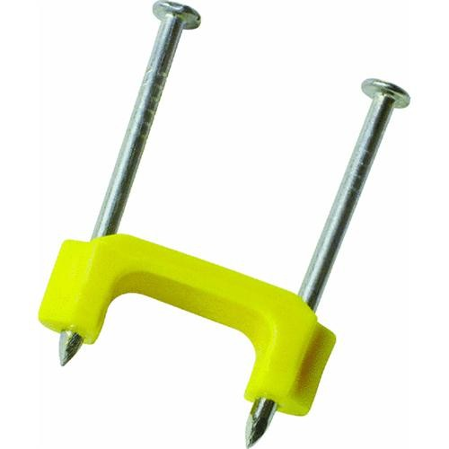 GB Electrical Plastic Coaxial Staple