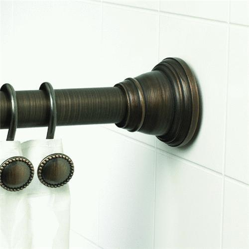 Zenith Prod. Finial Shower Rod