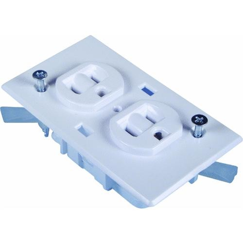United States Hdwe. Receptacle Duplex Outlet
