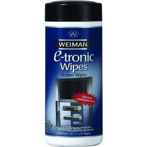 Weiman Products LLC Electronic Media Wipes
