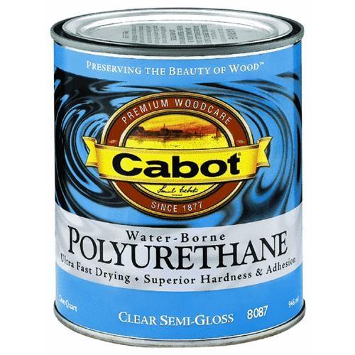 Valspar/Cabot Inc. Cabot Water-base Polyurethane