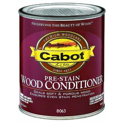 Valspar/Cabot Inc. Cabot Interior Oil-Based Pre-Stain Wood Conditioner