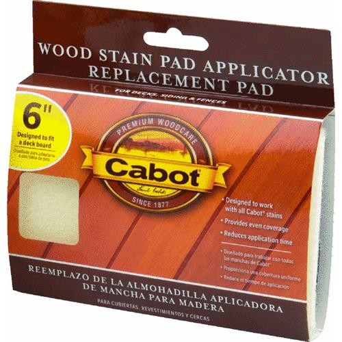 Valspar/Cabot Inc. Cabot Wood Stain Applicator Replacement Pad