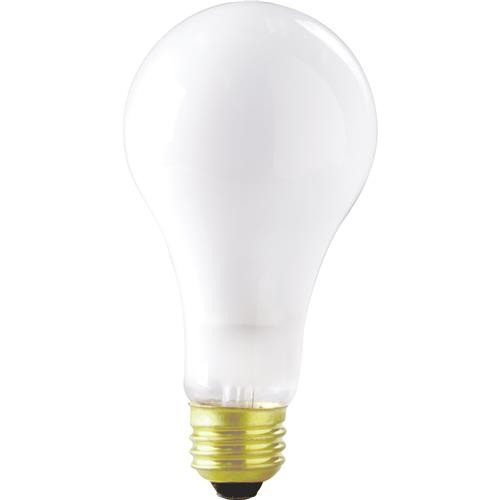 SATCO PRODUCTS, INC. Satco A21 Incandescent Rough Service Light Bulb