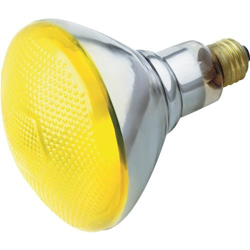 SATCO PRODUCTS, INC. Satco BR38 Incandescent Bug Floodlight Bulb