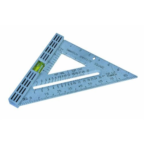 Swanson Tool Speedlite Level/Rafter Angle Square