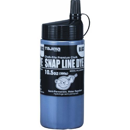 TAJIMA TOOL Snap-Line Dye Semi-Permanent Chalkline Chalk